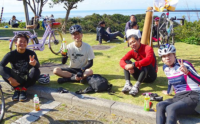 高茂岬でおやつタイムを楽しみました!