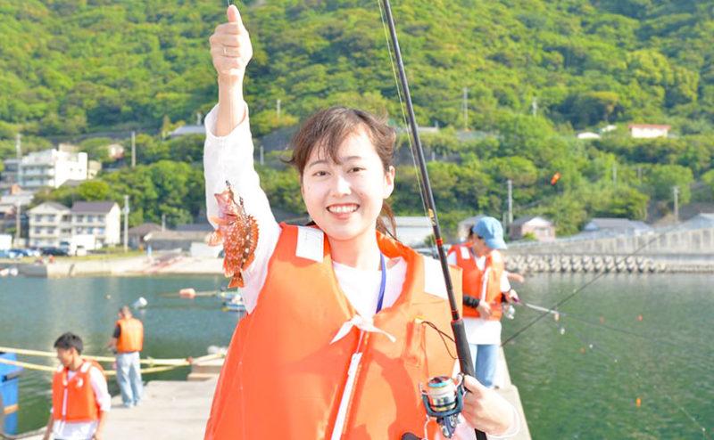 愛南ファミリー釣り大会